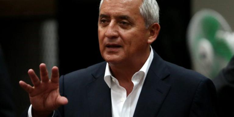 Ex-president Guatemala nogmaals verdacht