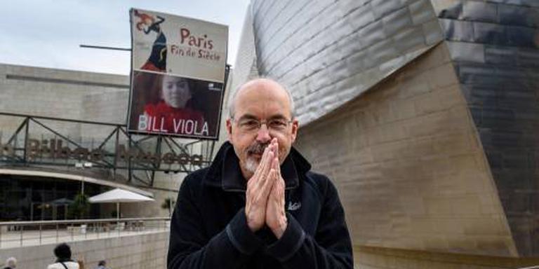 Bill Viola op gelijke voet met Michelangelo
