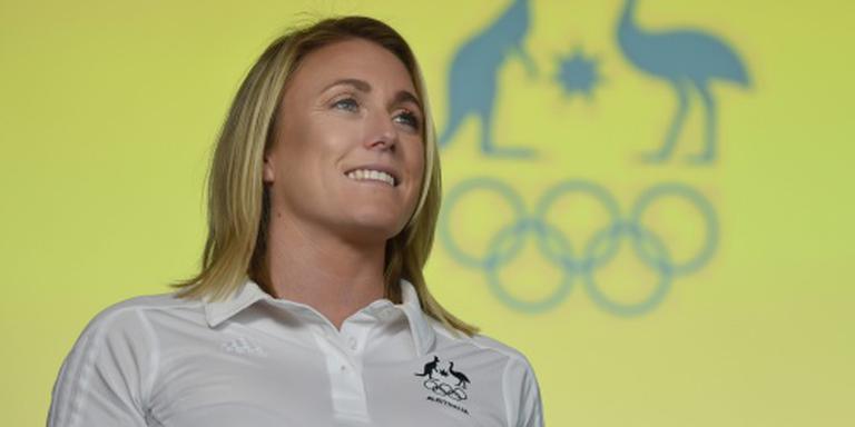 Hordeloopster Pearson mist Rio 2016