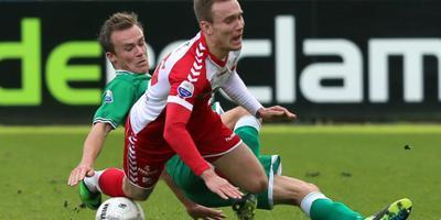 De Graafschap huurt Diemers van FC Utrecht