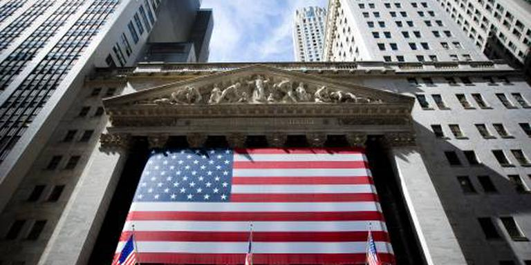 Wall Street opent in de plus