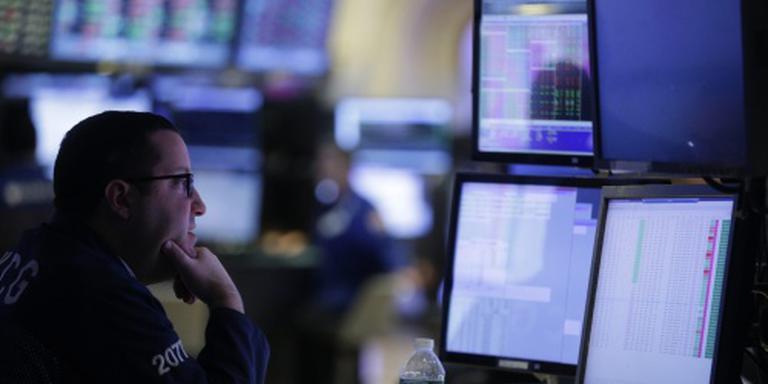 'Wall Street opent met klein verlies'