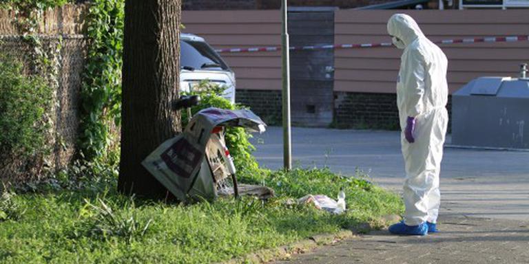 Man vast voor dood krantenbezorgster