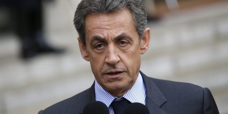 Sarkozy verhoord over schandaal campagnekas