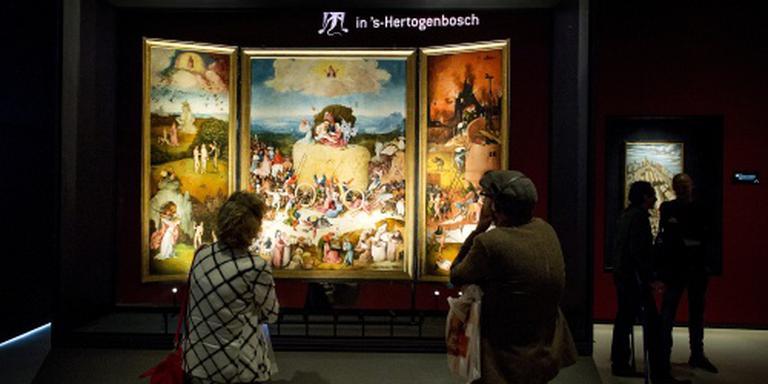 Kaarten Jheronimus Bosch-expo uitverkocht