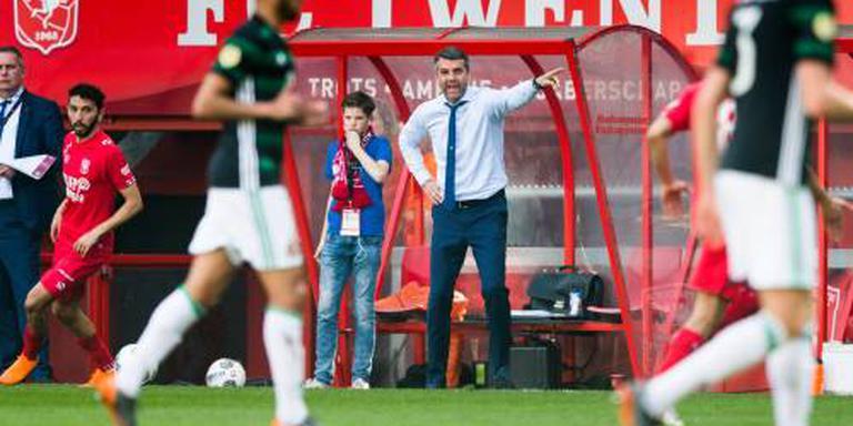 FC Twente: weinig tijd om te treuren