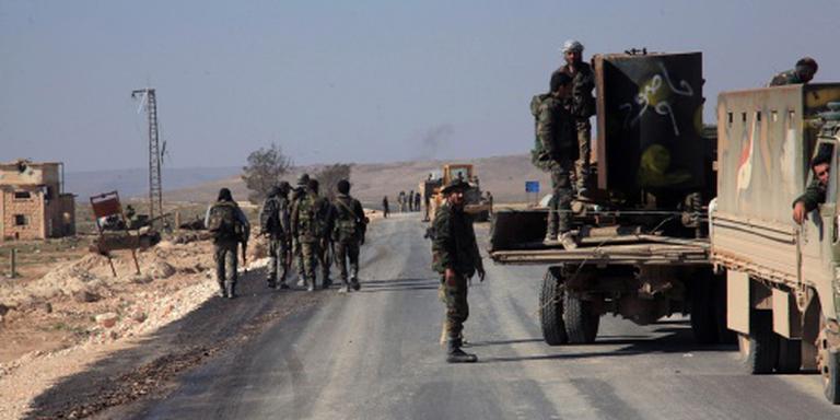 Syrië: strijd tegen terroristen gaat door