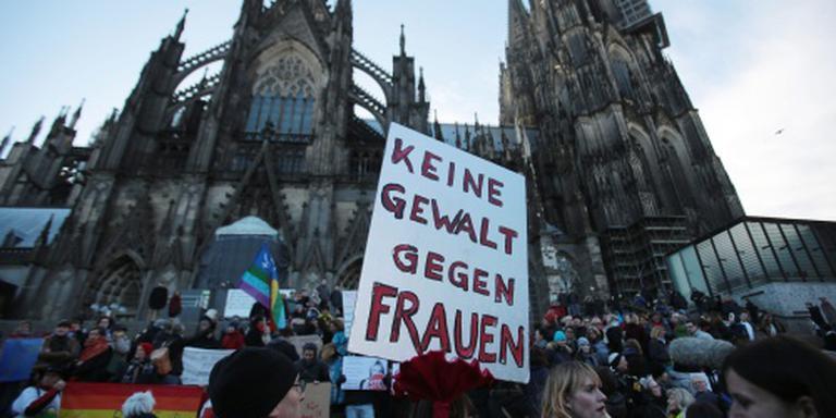 Politie met 1700 man bij betoging Keulen