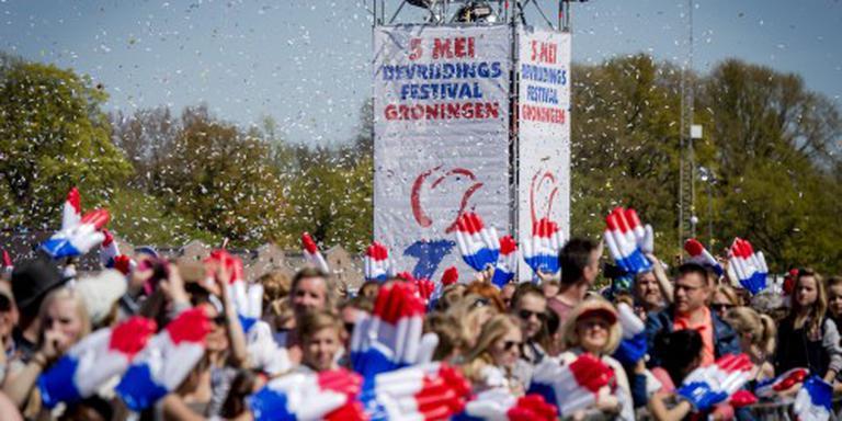Bevrijdingsfestivals druk bezocht