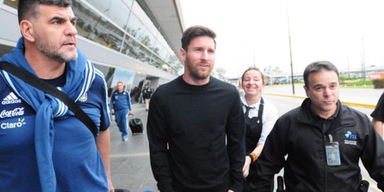 Messi nu Argentijns topscorer aller tijden