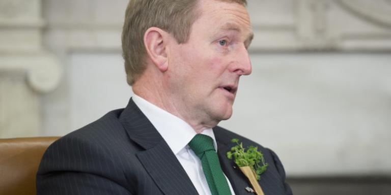Kenny blijft premier van Ierland