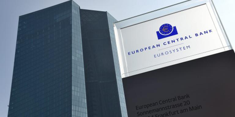 ECB maakt pas op de plaats