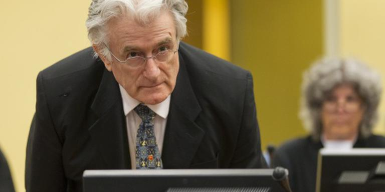 Karadzic in beroep tegen vonnis tribunaal