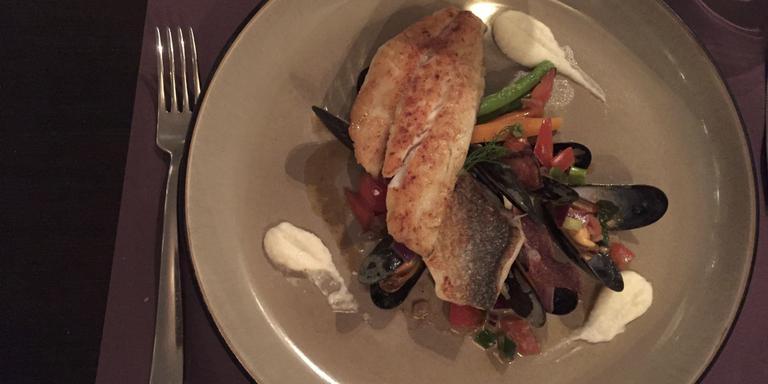 Volop verrassingen in restaurant Vis en Meer in Woudsend