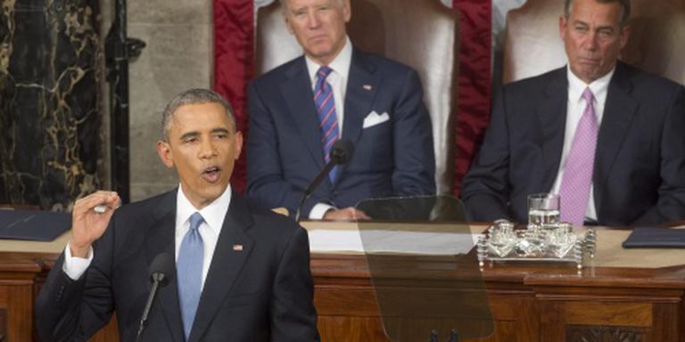 Obama gaat het anders doen in State of Union