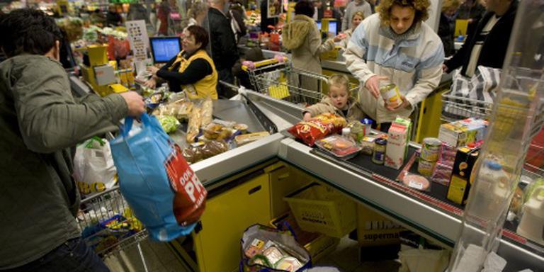Consumenten besteden evenveel als jaar eerder