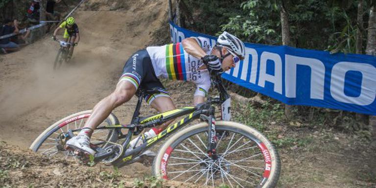 Vijfde wereldtitel mountainbiker Schurter