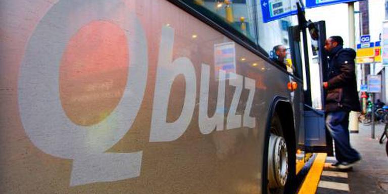 Qbuzz met schone bussen door het noorden