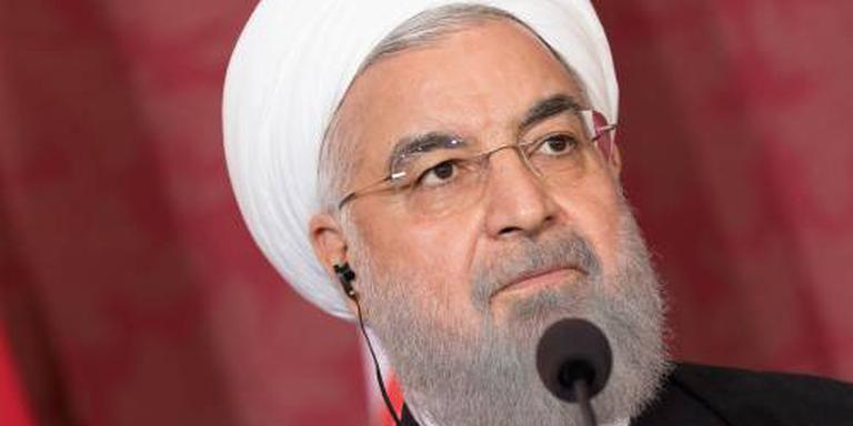 Rouhani waarschuwt Trump