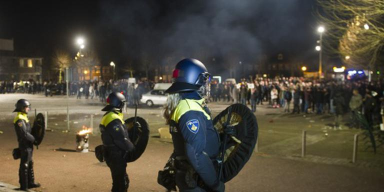 Cel- en taakstraf voor geweld tegen ME Heesch