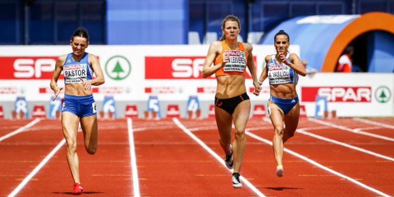Van Leuveren verrast met finaleplek 400 meter