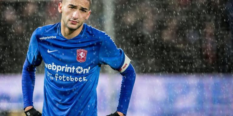 Ajax: met Ziyech inspelen op vertrek anderen
