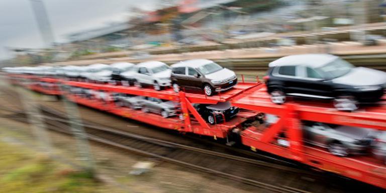 Autoverkoop in EU stevig omhoog