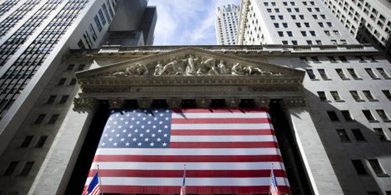 Kleine uitslagen op Wall Street