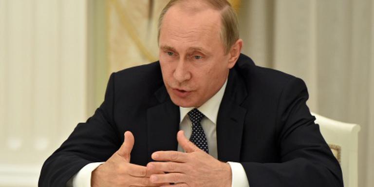 Poetin: beschaafde wereld moet zich bundelen