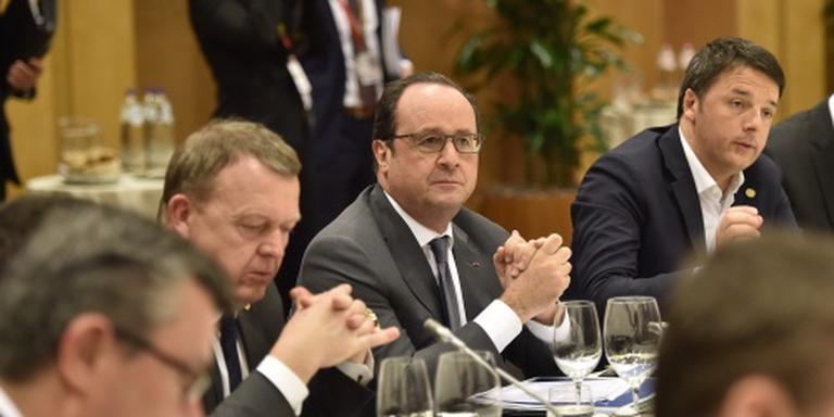 Hollande: risico op oorlog Rusland Turkije