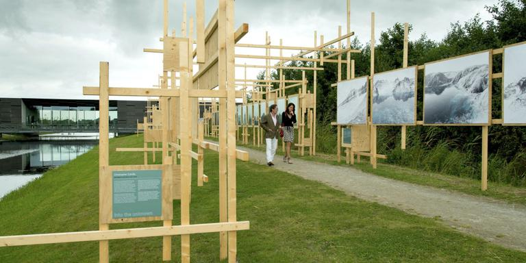 In 2010 werkten fotomanifistatie Noorderlicht en Museum Belvédère voor het eerst samen. FOTO JOHN STOEL.