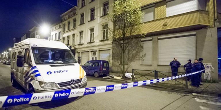 Grote politieactie bij Brussel