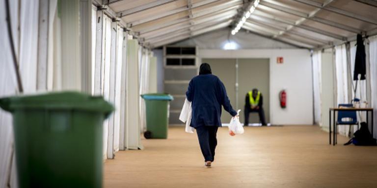 Afgelopen week 800 nieuwe asielzoekers