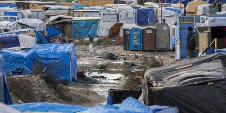 Bezwaar tegen ontruiming 'jungle' Calais
