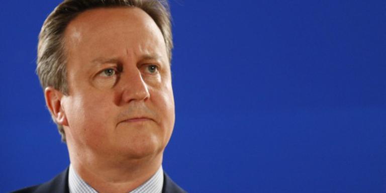 Britten tonen militaire toewijding aan Europa