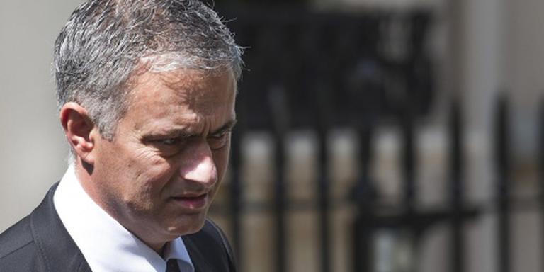 Sky Sports: Mourinho tekent bij ManUnited