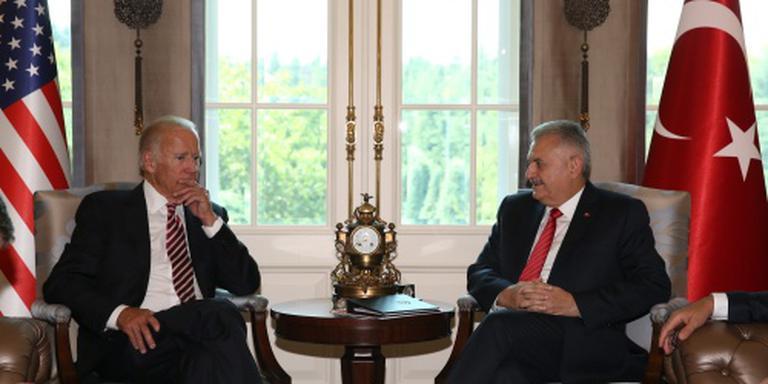 Biden: spijt over uitblijven bezoek Turkije