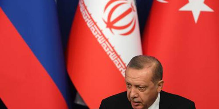 Erdogan: aanval Idlib brengt Europa in gevaar