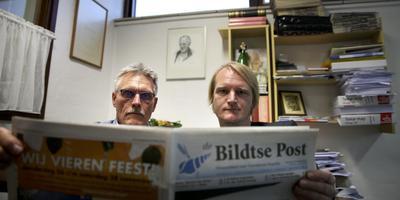 'Skouderkloppy' voor Bildts podium