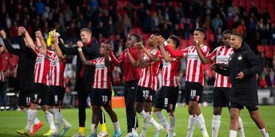 Viergever ziet PSV steeds meer een team worden