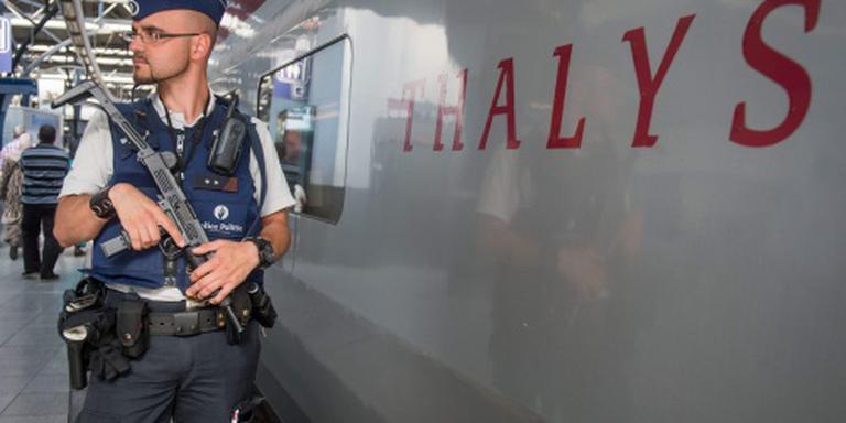 Nieuwe huiszoekingen verijdelde Thalysaanslag