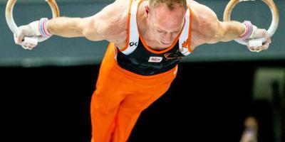 Van Gelder vierde aan ringen in Hongarije