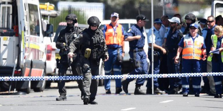 Twee doden bij gijzeling fabriek Sydney