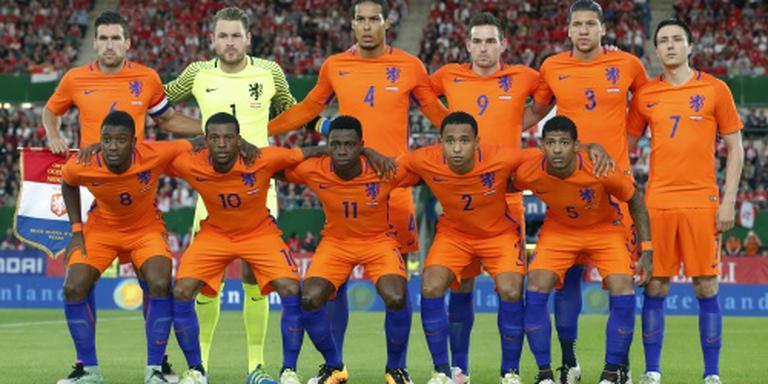 Oranje op historisch dieptepunt
