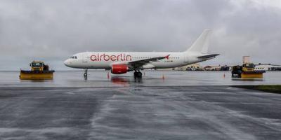 Doek gevallen voor Air Berlin