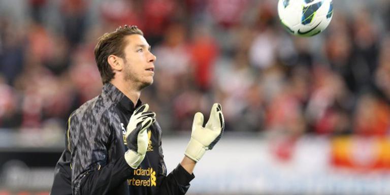 Feyenoord akkoord met doelman Jones