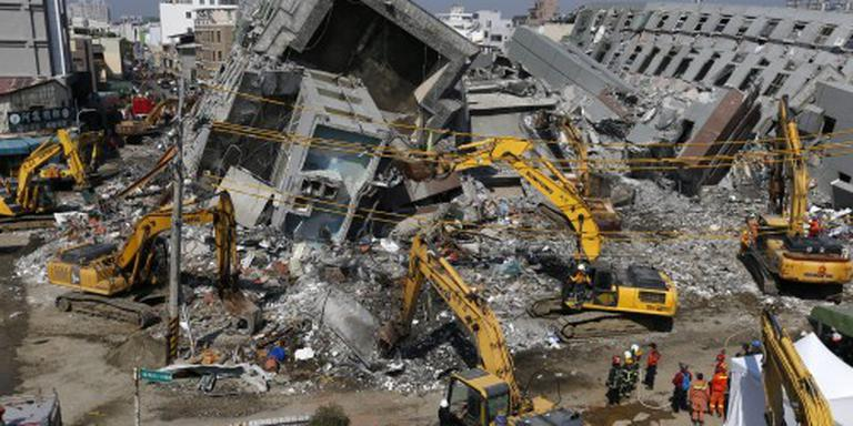 Arrestatiebevel bouwer flat Tainan