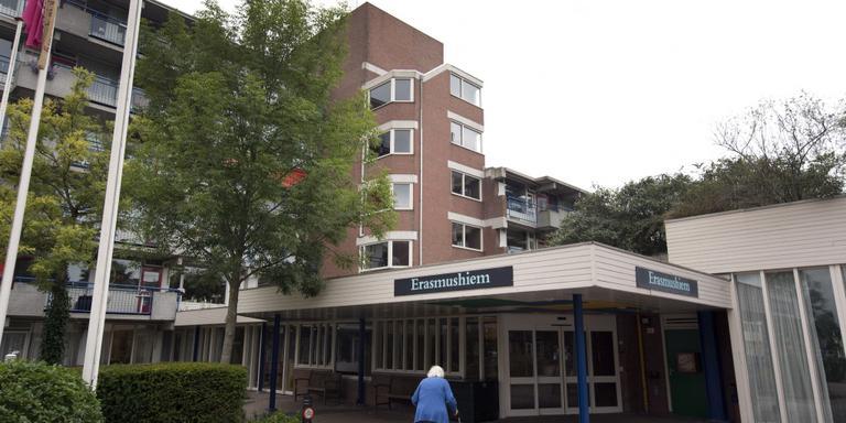 240 appartementen in Erasmushiem