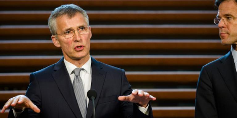 NAVO voert strijd tegen terrorisme op