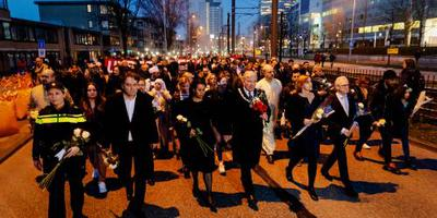 College van Utrecht plaatst rouwadvertentie